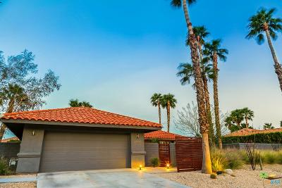 Palm Springs Single Family Home For Sale: 2560 North Hermosa Drive