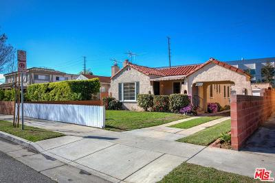Santa Monica Single Family Home For Sale: 2232 20th Street