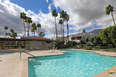 Palm Springs Condo/Townhouse For Sale: 1150 East Amado Road #19B2