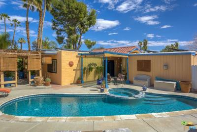 Palm Springs Single Family Home For Sale: 583 North Lujo Circle