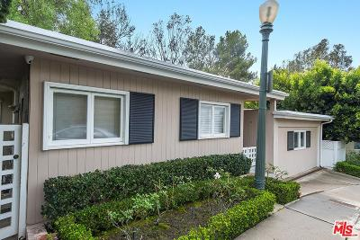 Los Angeles Single Family Home For Sale: 547 Cashmere Terrace