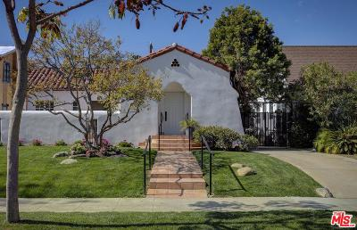 Beverly Hills Single Family Home For Sale: 241 South Wetherly Drive