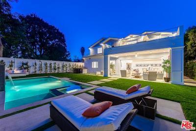 Sherman Oaks Single Family Home For Sale: 15272 Valley Vista