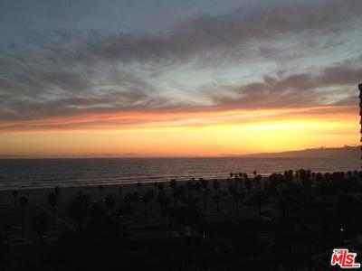 Santa Monica Rental For Rent: 2700 Neilson Way #1027