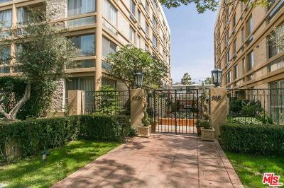 Beverly Hills Condo/Townhouse For Sale: 320 North Maple Drive #301