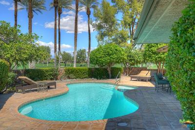 Rancho Mirage Single Family Home For Sale: 4 Brandeis Circle