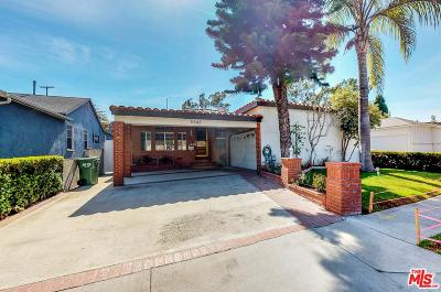 Culver City Single Family Home For Sale: 5247 Berryman Avenue