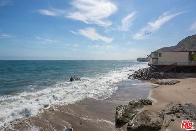 Malibu Rental For Rent: 20466 Pacific Coast Highway