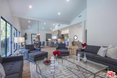 Sherman Oaks Single Family Home For Sale: 13141 Morrison Street