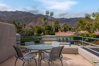 Palm Springs Condo/Townhouse For Sale: 1520 North Kaweah Road