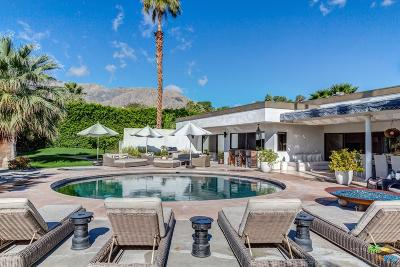 Palm Springs CA Single Family Home For Sale: $1,498,000