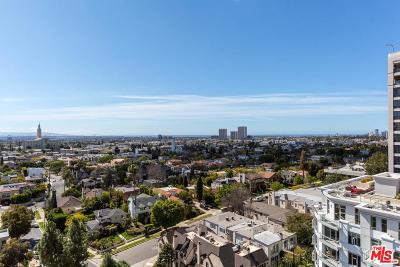 Los Angeles County Condo/Townhouse For Sale: 10660 Wilshire #1402