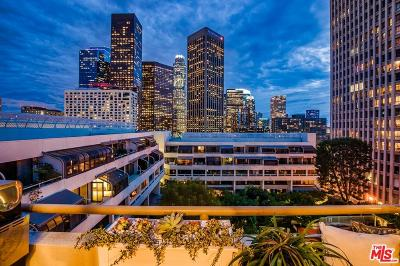 Los Angeles Condo/Townhouse For Sale: 121 South Hope Street #606