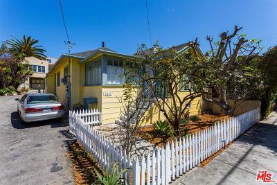 Santa Monica Rental For Rent: 2821 2nd Street