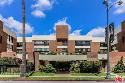 Hancock Park-Wilshire (C18) Condo/Townhouse Sold: 4477 Wilshire #206