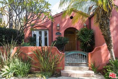 Los Angeles CA Single Family Home For Sale: $1,699,000