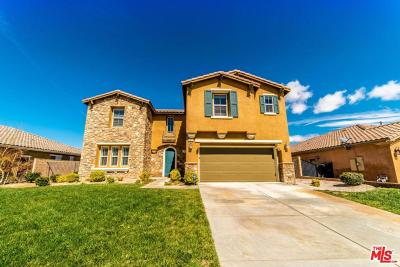 Palmdale Single Family Home For Sale: 1651 Date Palm Drive