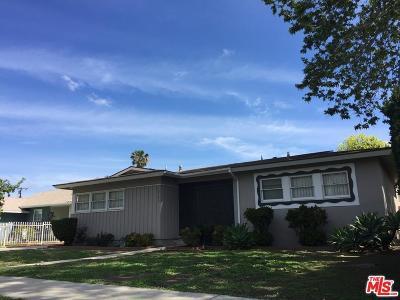 Los Angeles County Single Family Home For Sale: 10126 Gaviota Avenue