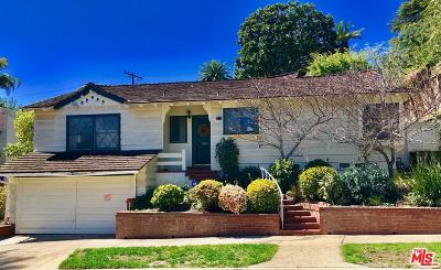 Cheviot Hills/Rancho Park (C08) Single Family Home For Sale: 10290 Cheviot Drive