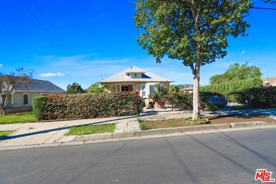 Los Angeles CA Single Family Home For Sale: $899,900