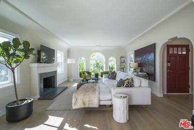 Los Angeles CA Single Family Home For Sale: $1,249,999
