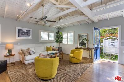 Single Family Home For Sale: 1503 Cabrillo Avenue