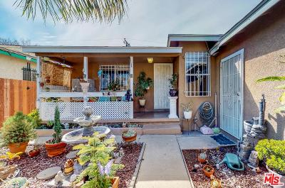 Compton Single Family Home For Sale: 423 South Cliveden Avenue