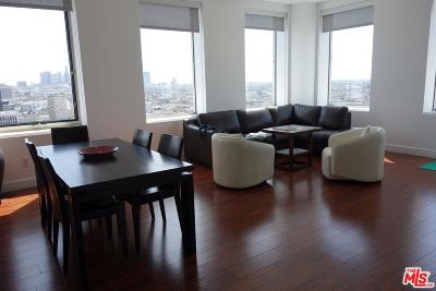 Los Angeles Condo/Townhouse For Sale: 3810 Wilshire #2207