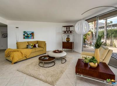 Palm Springs Condo/Townhouse For Sale: 105 East Twin Palms Drive