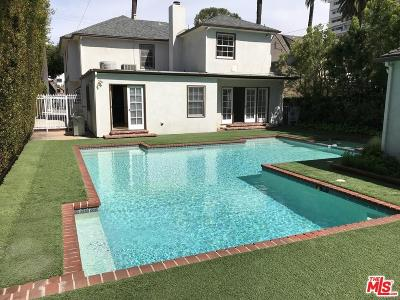 Beverly Hills Rental For Rent: 725 North Doheny Drive