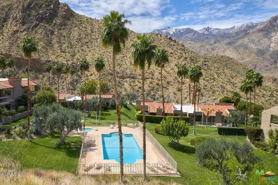 Palm Springs Condo/Townhouse For Sale: 3706 East Bogert Trails