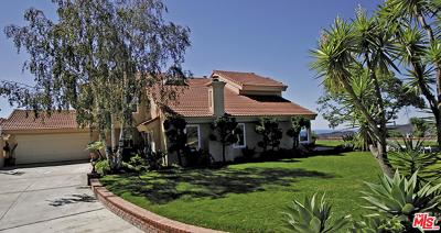 Malibu Single Family Home For Sale: 1532 Decker Canyon Road