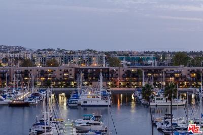 Marina Del Rey Condo/Townhouse For Sale: 4314 Marina City Drive #416