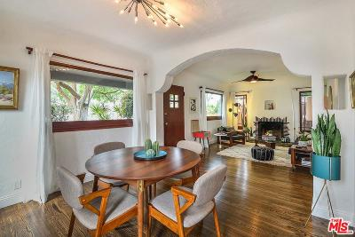 Los Angeles CA Single Family Home For Sale: $749,000