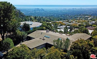 Beverly Hills CA Single Family Home For Sale: $7,995,000
