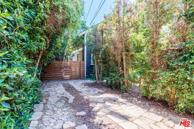 West Hollywood Single Family Home For Sale: 9014 Harratt Street