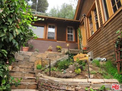 Single Family Home For Sale: 1932 Weepah Way