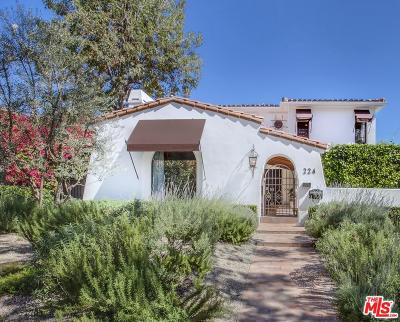 Beverly Hills Single Family Home For Sale: 224 South Rodeo Drive