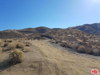 Palmdale CA Residential Lots & Land For Sale: $349,000