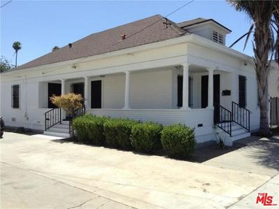 Los Angeles County Single Family Home For Sale: 456 West Compton