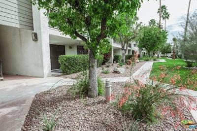 Palm Springs CA Condo/Townhouse For Sale: $219,000