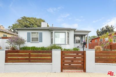 Culver City Single Family Home For Sale: 4022 Boise Avenue