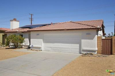 Palm Springs Single Family Home For Sale: 2144 Marguerite Street