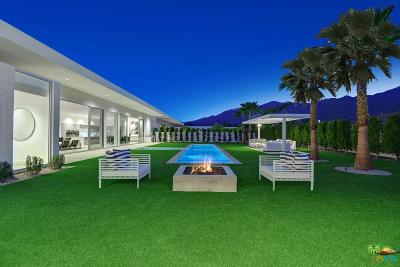 Palm Springs CA Single Family Home For Sale: $2,850,000