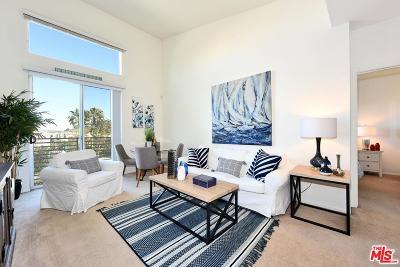 Playa Vista Condo/Townhouse For Sale: 6400 Crescent Park E #418