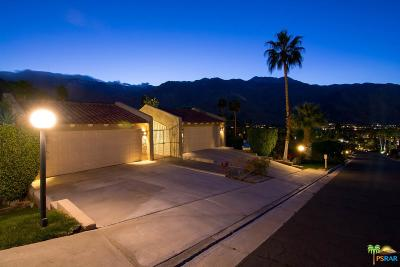 Palm Springs CA Condo/Townhouse For Sale: $849,000