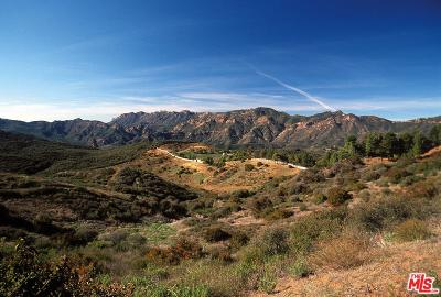 Malibu Residential Lots & Land For Sale: 1747 Decker Canyon Rd