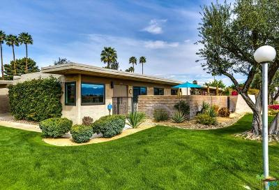 Palm Springs CA Condo/Townhouse For Sale: $389,000
