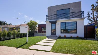 Single Family Home For Sale: 4159 Lyceum Avenue