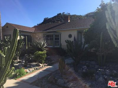 Los Angeles Single Family Home For Sale: 11776 Bellagio Road